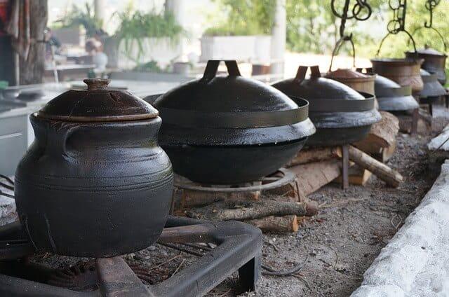 מונטנגרו אוכל מקומי