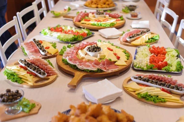 מאכלים מקומיים במונטנגרו