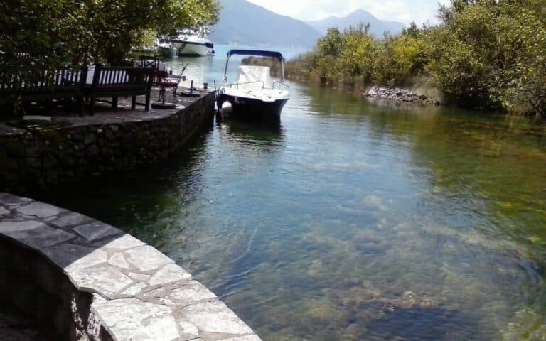 מפרץ קוטור מסעדת Stari Mlini